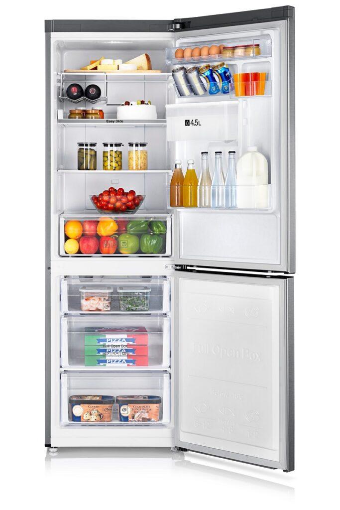 Combina frigorifică Samsung RB31FDRNDSA