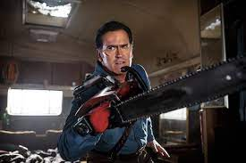 Bruce Campbell Retires Ash of Ash vs. Evil Dead Following Cancellation |  IndieWire