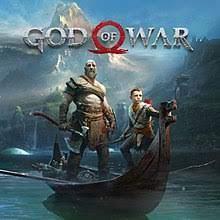 God of War (2018 video game) - Wikipedia