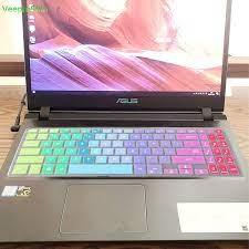 Cumpără Accesorii laptop | For Asus VivoBook 15 YX560U Y5000 X507 X507U  X507UA X507UB X507UD x560ud X560 15.6 inch Laptop Keyboard Cover Skin  Protector