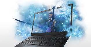 "Laptop Gaming DELL G3 3590, Intel Core i5-9300H pana la 4.1GHz, 15.6"" Full  HD, 8GB, SSD 512GB, NVIDIA GeForce GTX 1650 4GB, Linux, negru"