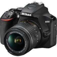 Aparat foto DSLR Nikon D3500, 24.2MP, Negru + Obiectiv AF-P 18-55mm VR -  eMAG.ro