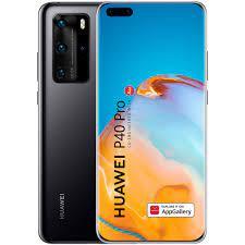 Telefon mobil Huawei P40 Pro, Dual SIM, 256GB, 8GB RAM, 5G, Black - eMAG.ro