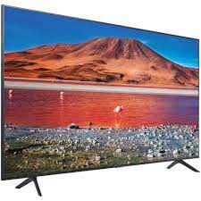 Televizor Samsung 65TU7172, 163 cm, Smart, 4K Ultra HD, LED, Clasa G -  eMAG.ro